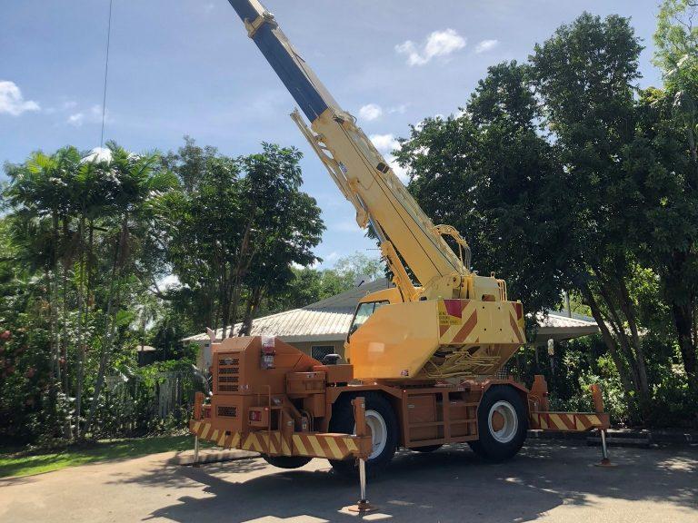 Tadano GR160N-3 City Crane